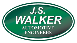 J.S. Walker Automotive Engineers Logo